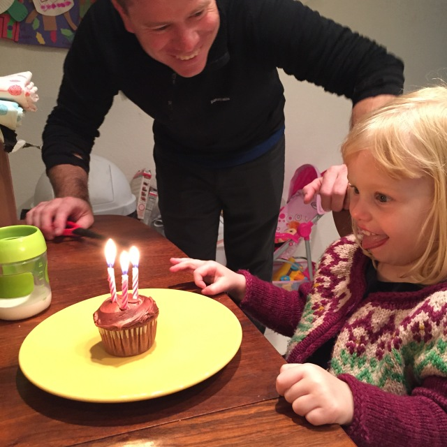 Lu's Third Birthday