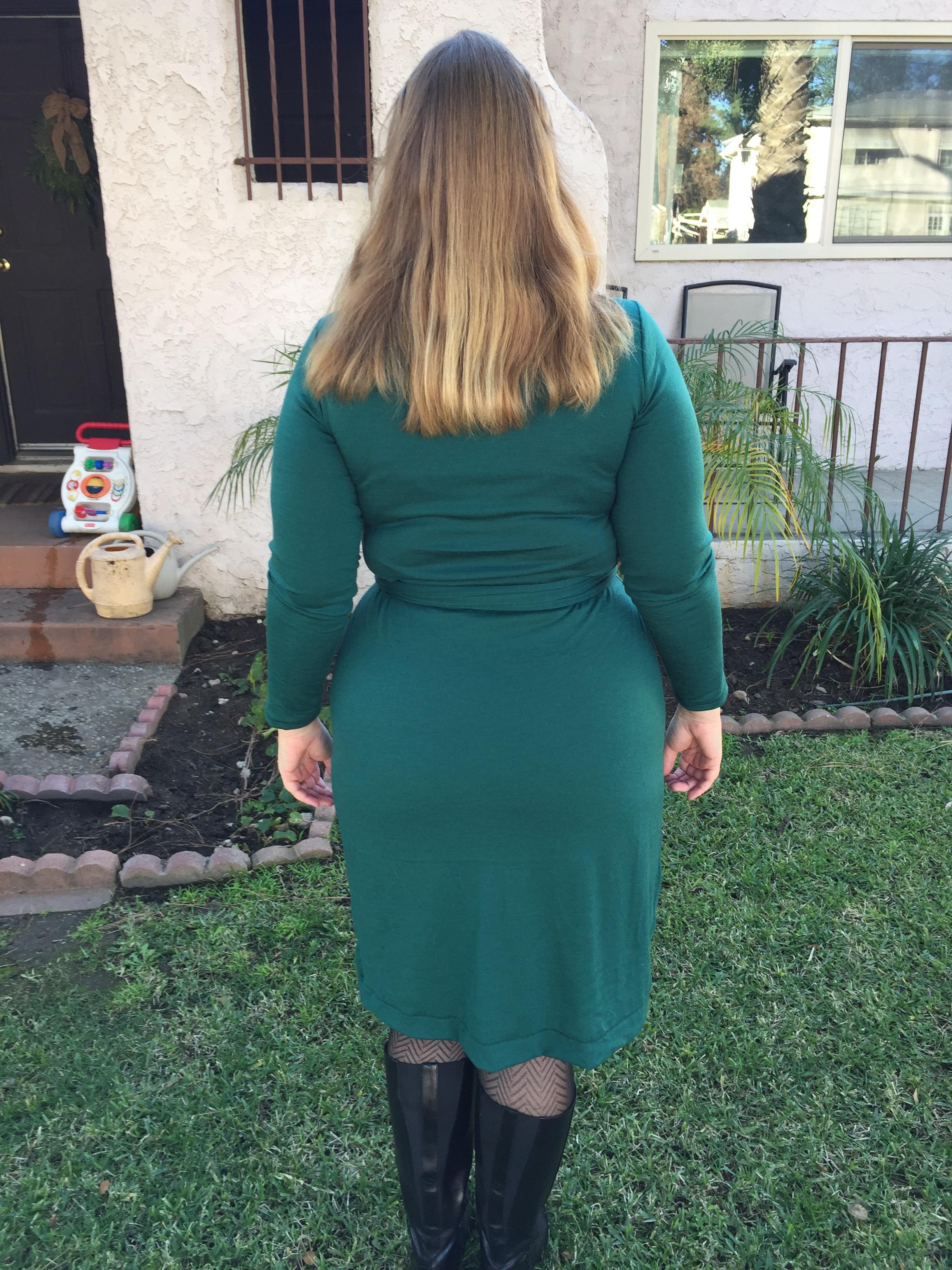 Appleton Dress Alwaysacraftylady